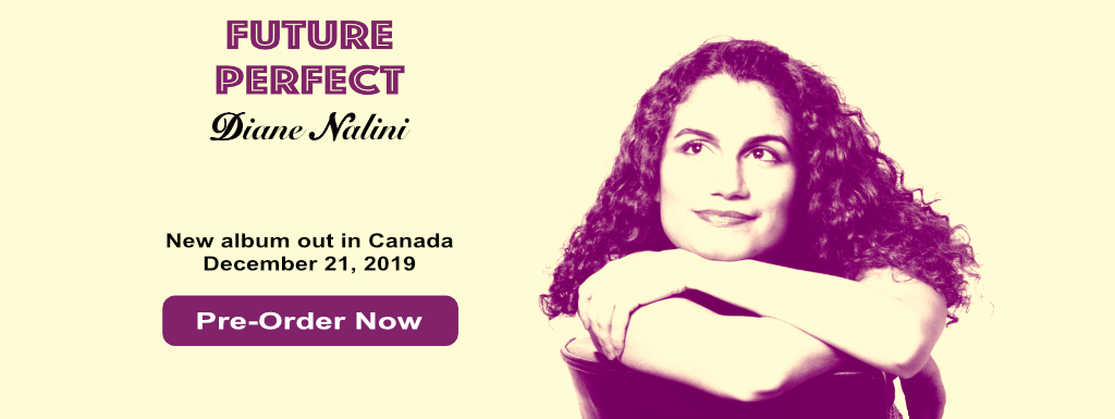 Future Perfect - Diane Nalini - Banner - Released in Canada on December 21, 2019